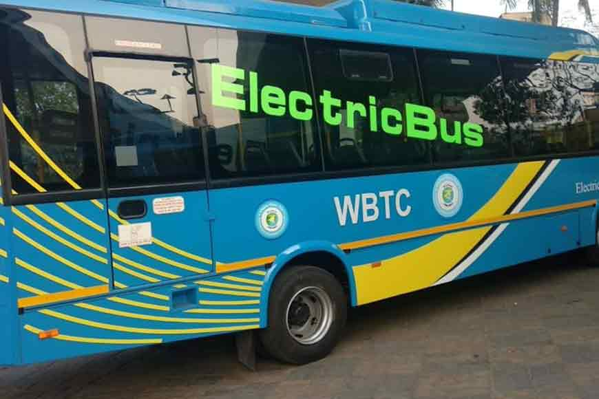 Kolkata to have all-electric bus fleet by 2030!