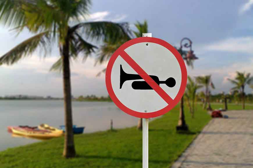 HIDCO makes area around Eco Park 'No Horn Zone'