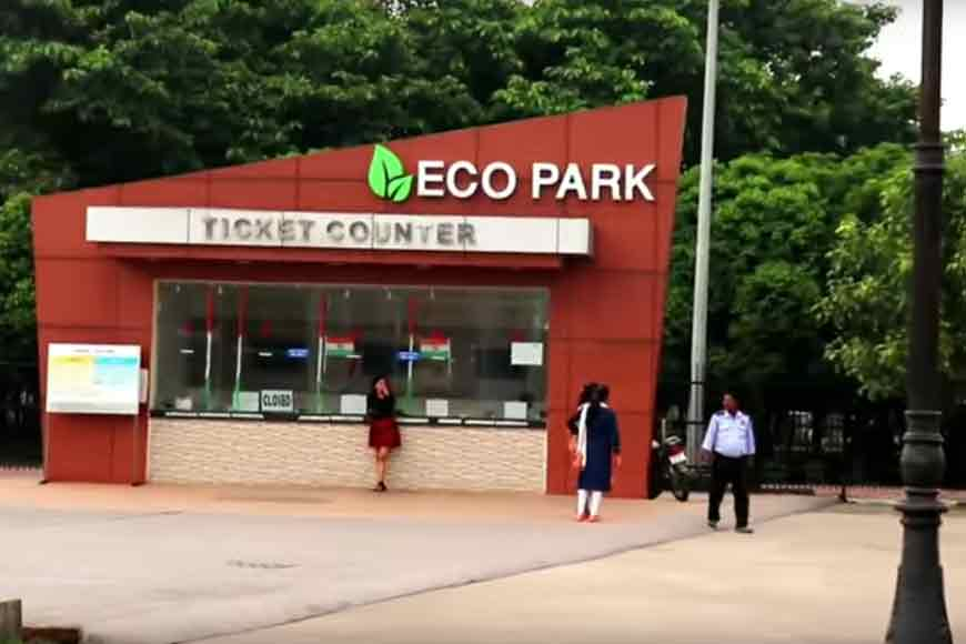 London's Hyde Park? No, let's head to Kolkata's Eco Park!
