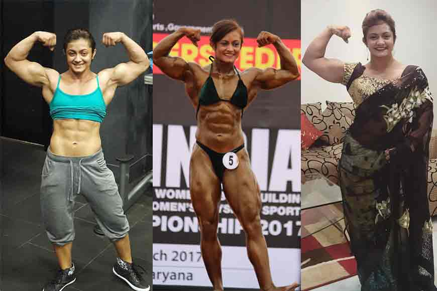 At 18, this Kolkata girl is a world-famous bodybuilder