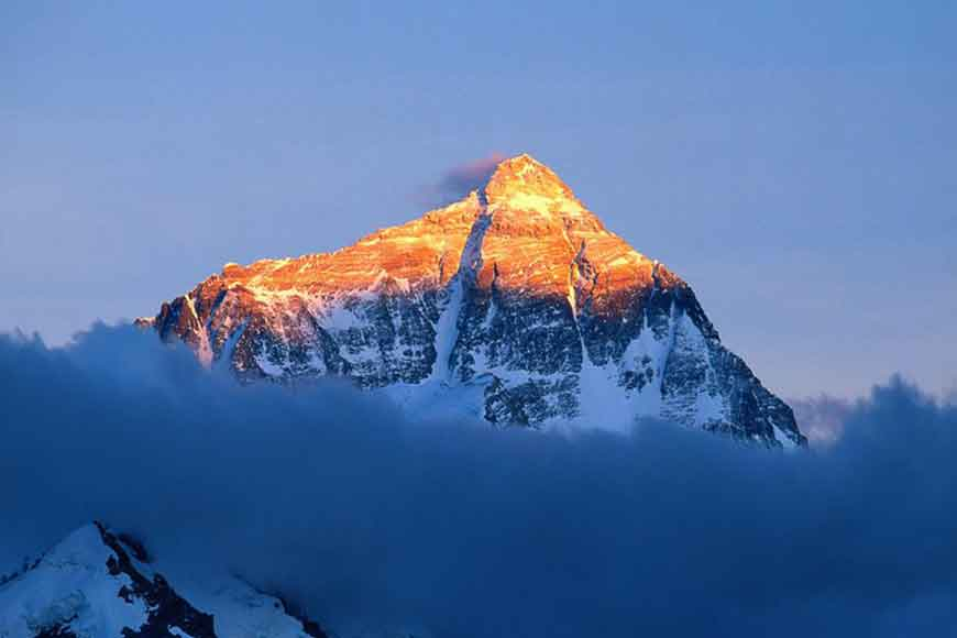 Did you know a Bengali mathematician first measured the height of Mt Everest?