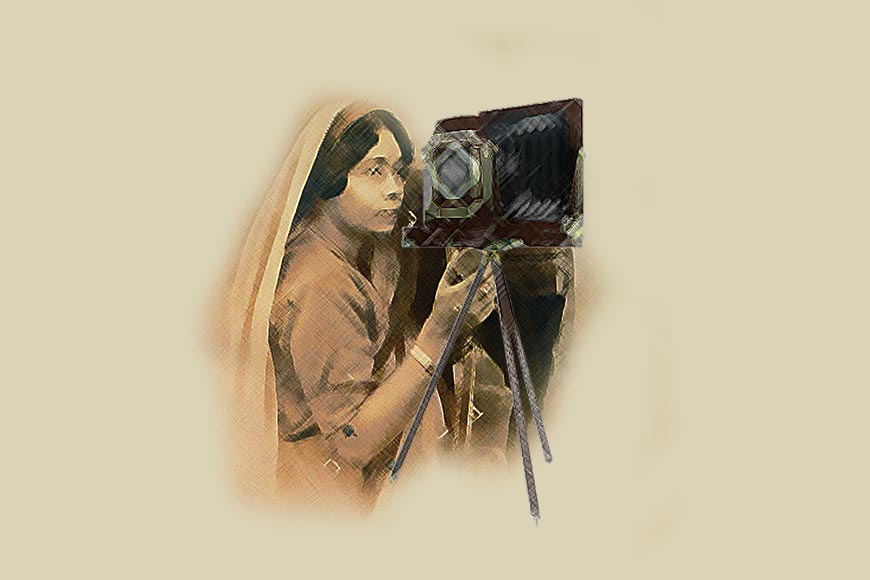 Did you know Kolkata produced the first professional female photographer of India?