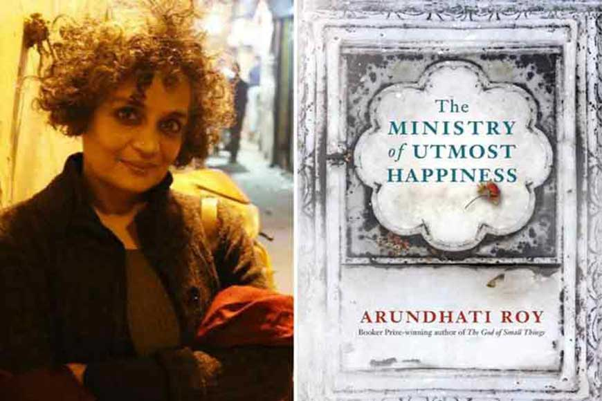 Author Arundhati Roy on transient times