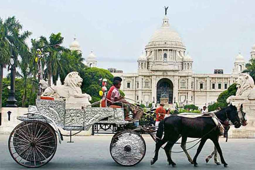 Did you know a British India law to rein in horse drawn carriage drivers was applicable in Bengal even a few months back