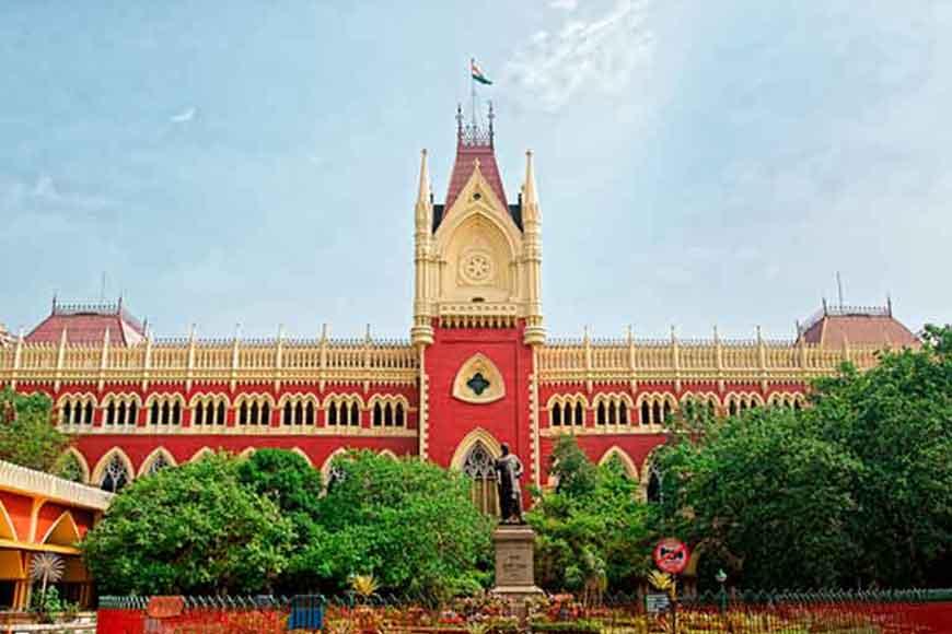 Is Calcutta High Court sinking