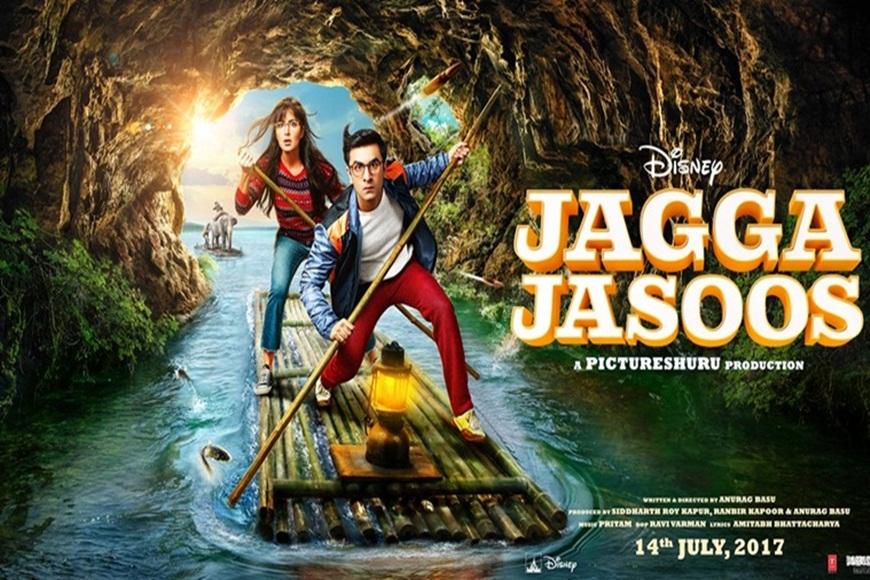Jagga Jasoos in Hirak Rajar Deshe