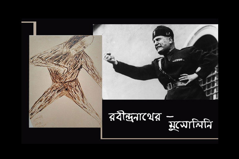Did you know Tagore was misled by dictator Mussolini