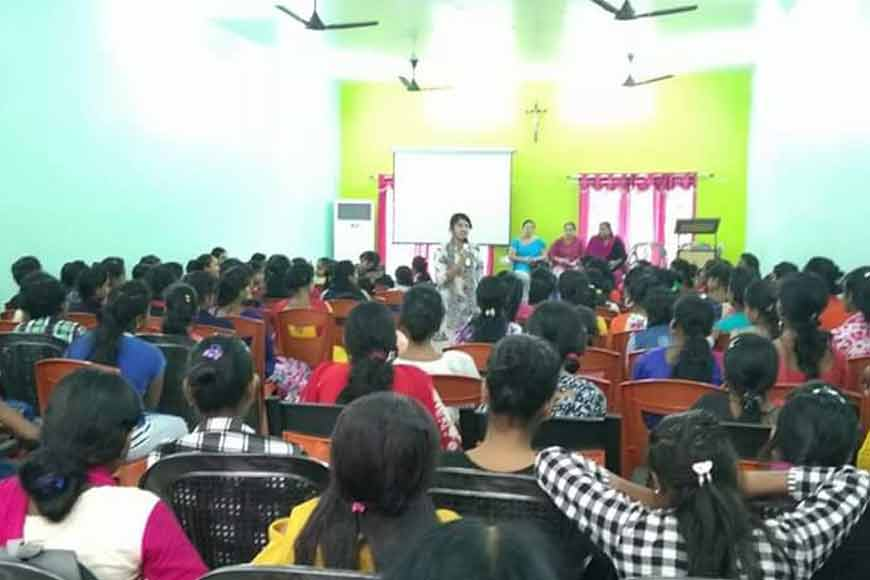 Girl Power Groups in North Bengal stop trafficking