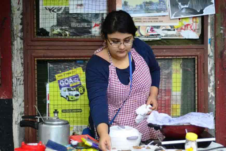 Young Bengali food entrepreneur brings'gourmet food' to city