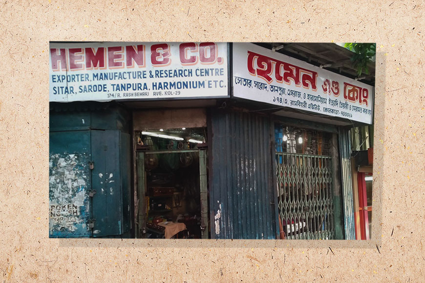 Kolkata's Hemen & Co served musical maestros from Baba Allauddin Khan to the Beatles!