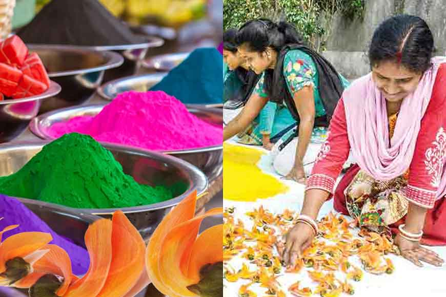 'Different Holi' with differently-abled youths making herbal colours