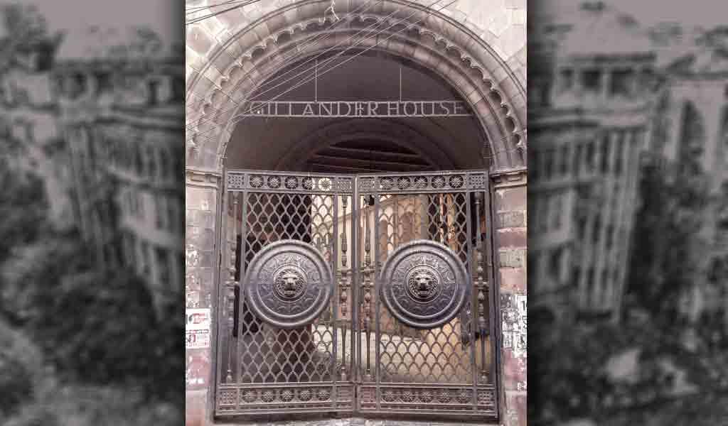 Century old doors and gates of Kolkata