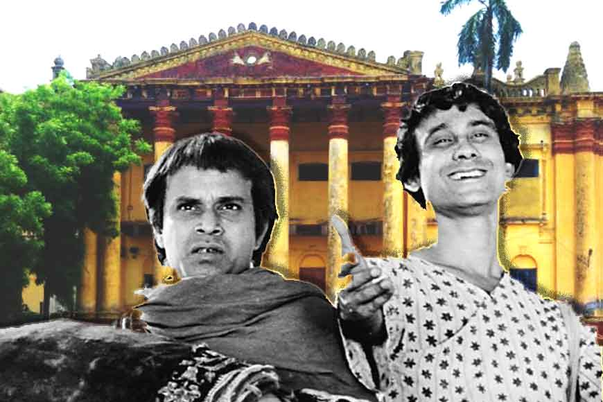 Hetampur Palace still holds on to Goopi Bagha memories