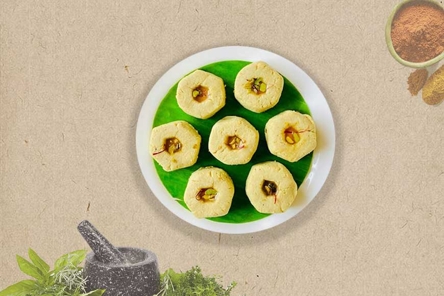 Kolkata's famous sweet shop brings 'Immunity Sandesh' laden with herbs