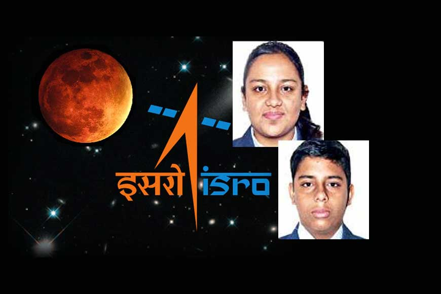 Wonder twins from Chinsurah selected by ISRO