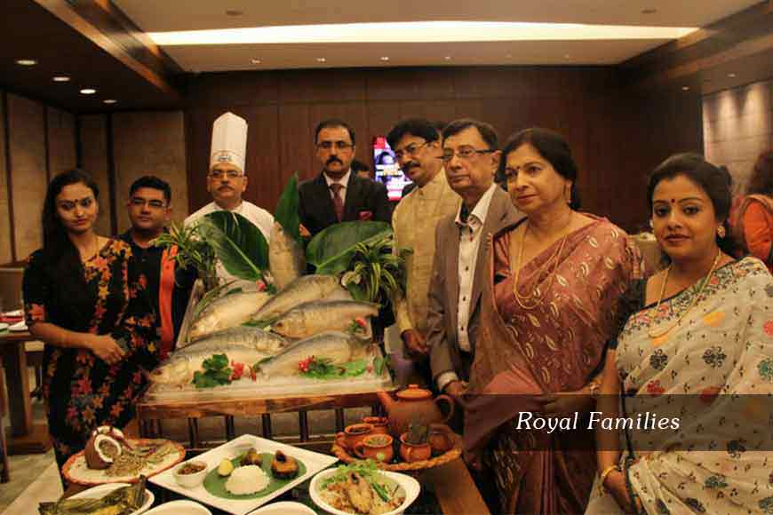 When Bengal's royals descended at ITC Sonar with Hilsa recipes