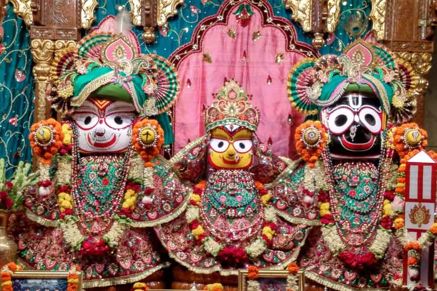 Why are idols of Lord Jagannath armless?