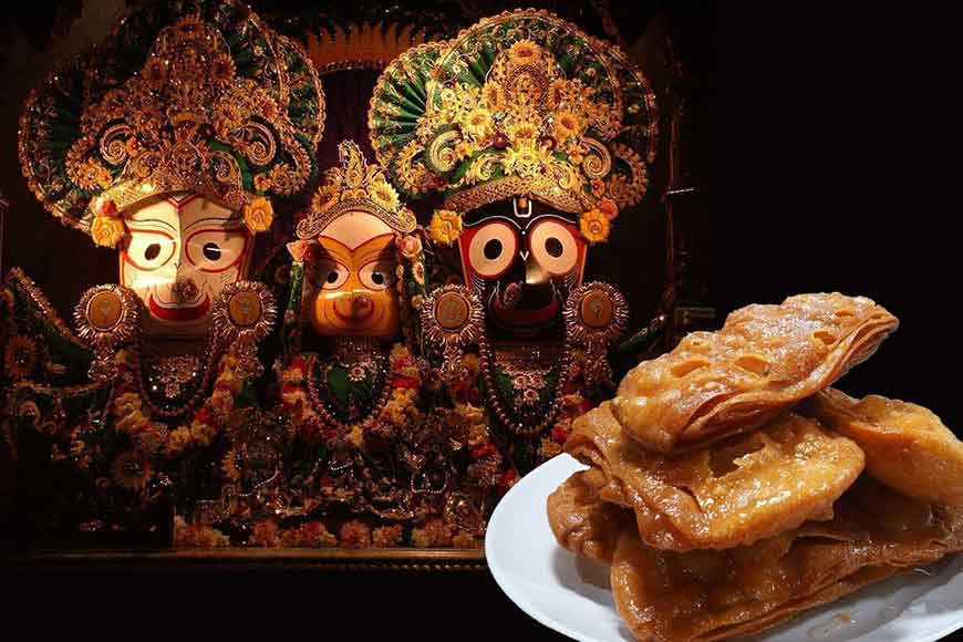 Why is Lord Jagannath called 'Eating God?'