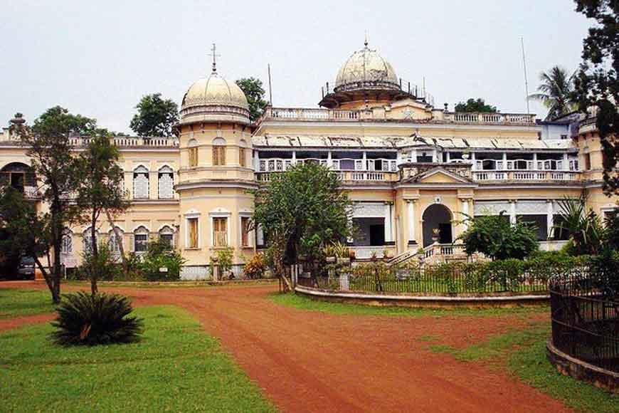 Jhargram Rajbari retains all its past glory