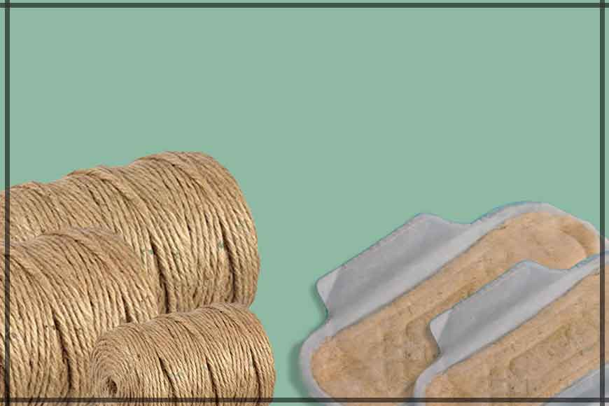 Path-breaking jute sanitary napkins by Kolkata's Jute Research Institute