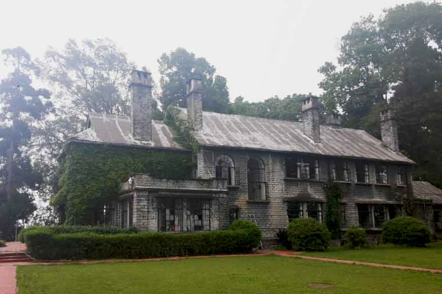 Morgan House, the Ivy laced charming mansion of Kalimpong