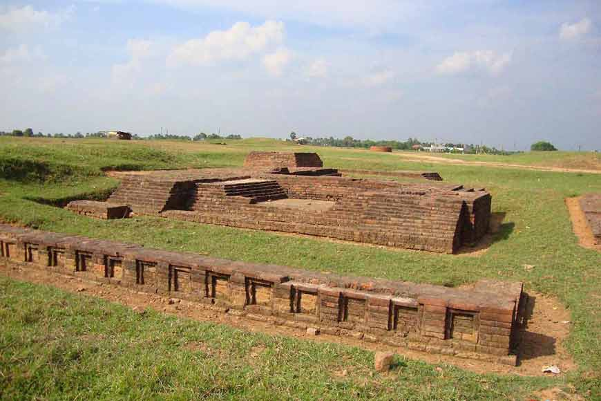 Karnasuvarna --- The first capital of independent Bengal was in Murshidabad