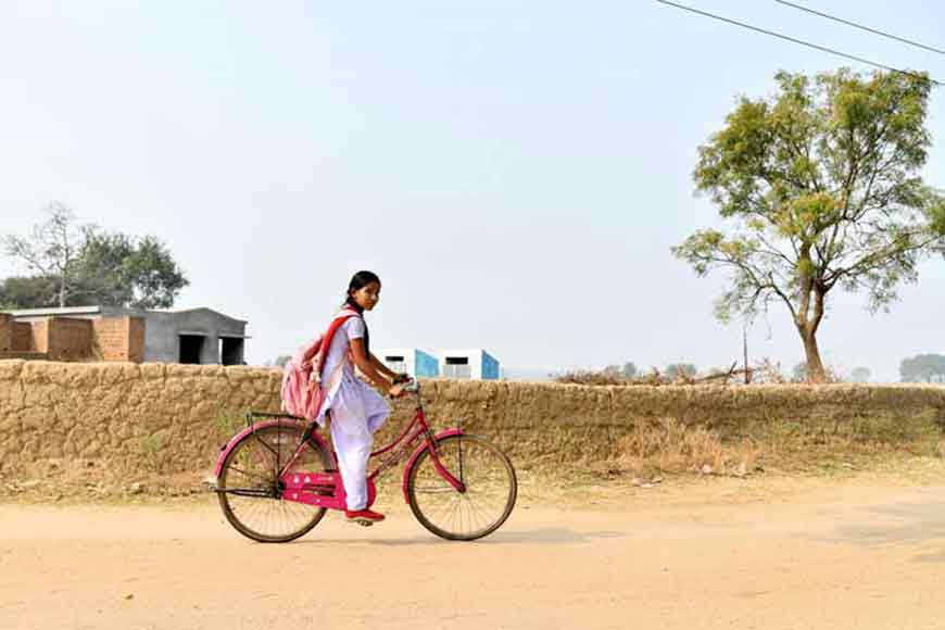 Meet Purulia's 'Pad Girl' Kiran. Join on her journey as she fights for rural women health