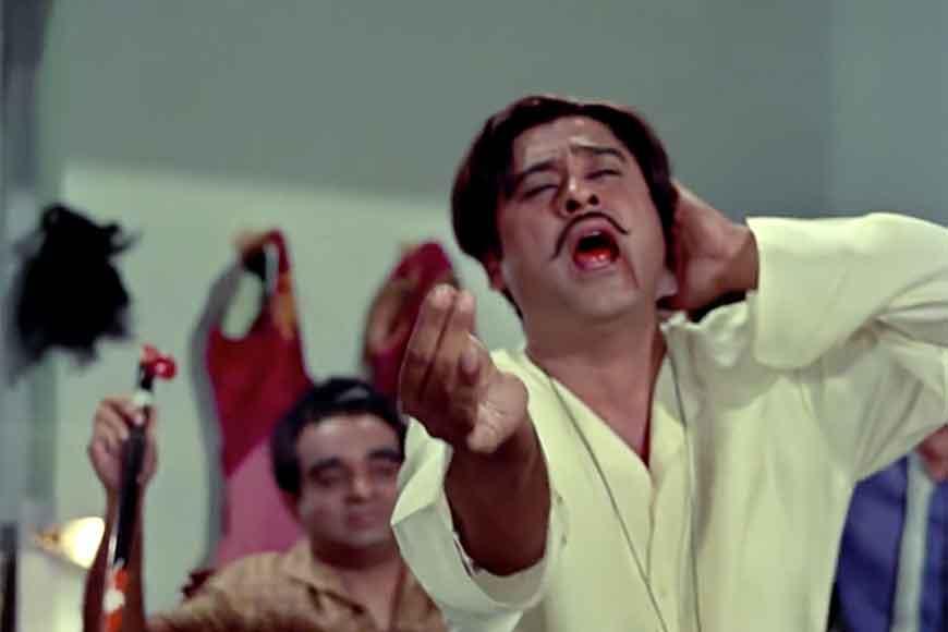Was Kishore Kumar a happy man?