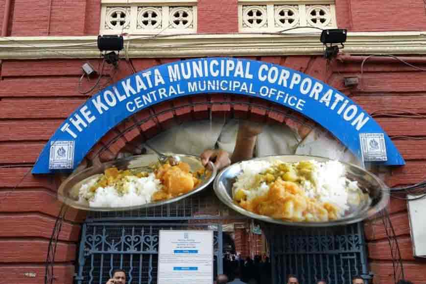 Kolkata Municipal Corporation to provide rice meals at only Rs 6!