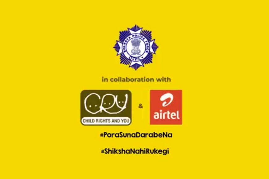 Kolkata Police initiates digital devices for the underprivileged pupils