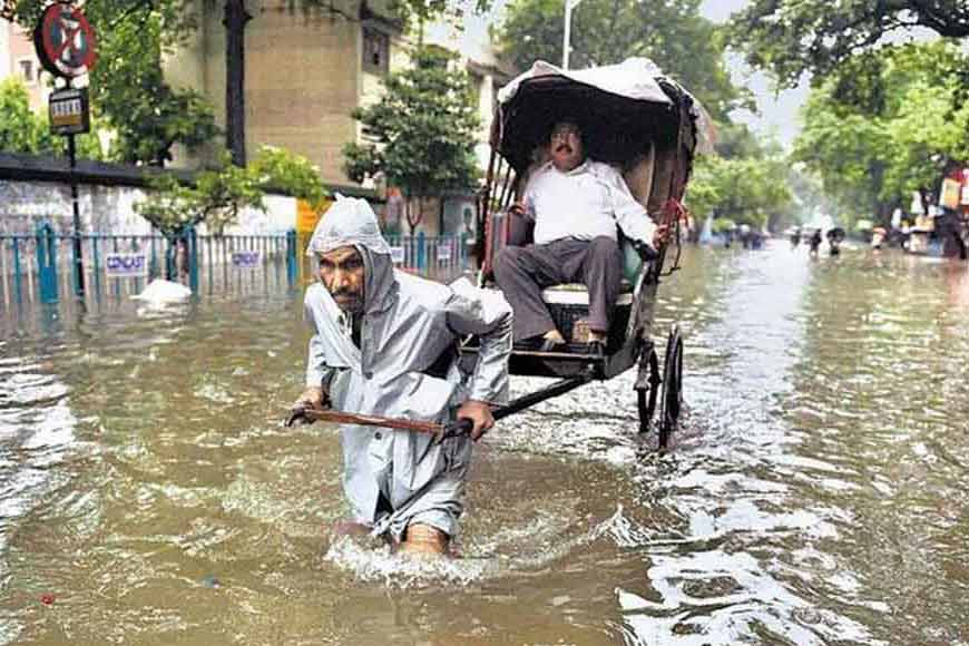 Kolkata submerged by 2050! Environmentalist Somendra Mohan Ghosh on this new research report