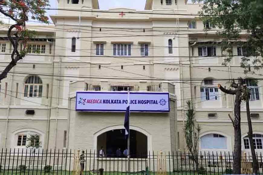 Kolkata Police Hospital now a Covid hospital, general public welcome