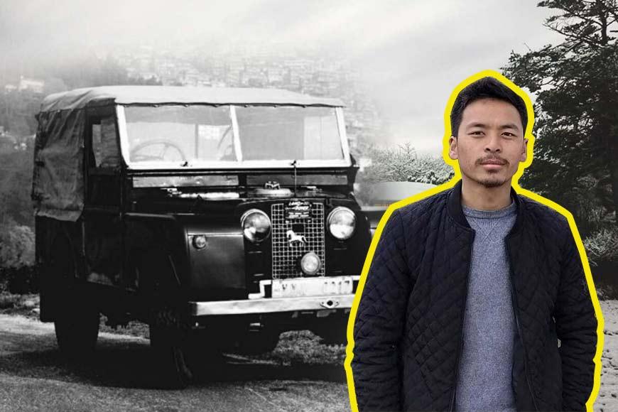Entrepreneur brings British Land Rovers home to Darjeeling