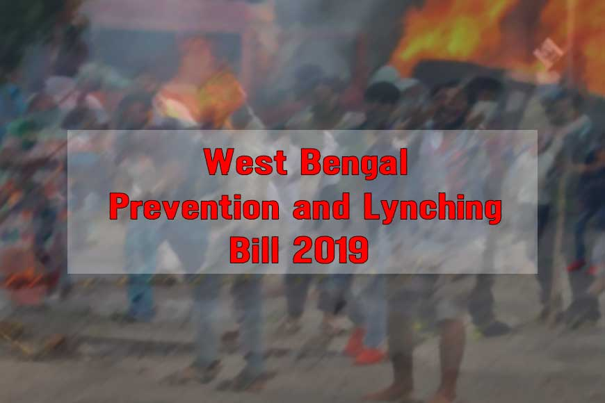 Death penalty for lynching in Bengal, new Prevention of Lynching Bill 2019 passed yesterday