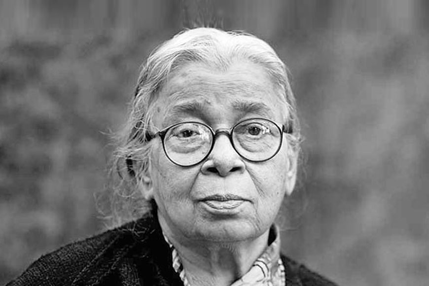 Mahasweta Devi was more a socialist than a communist!