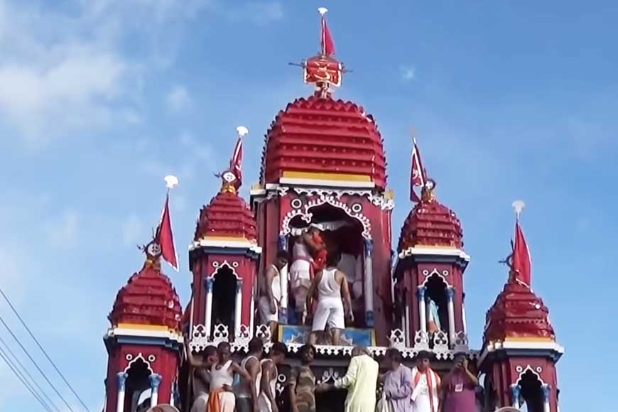 Rath Yatra or not, Lord Jagannath of Mahesh is a miracle