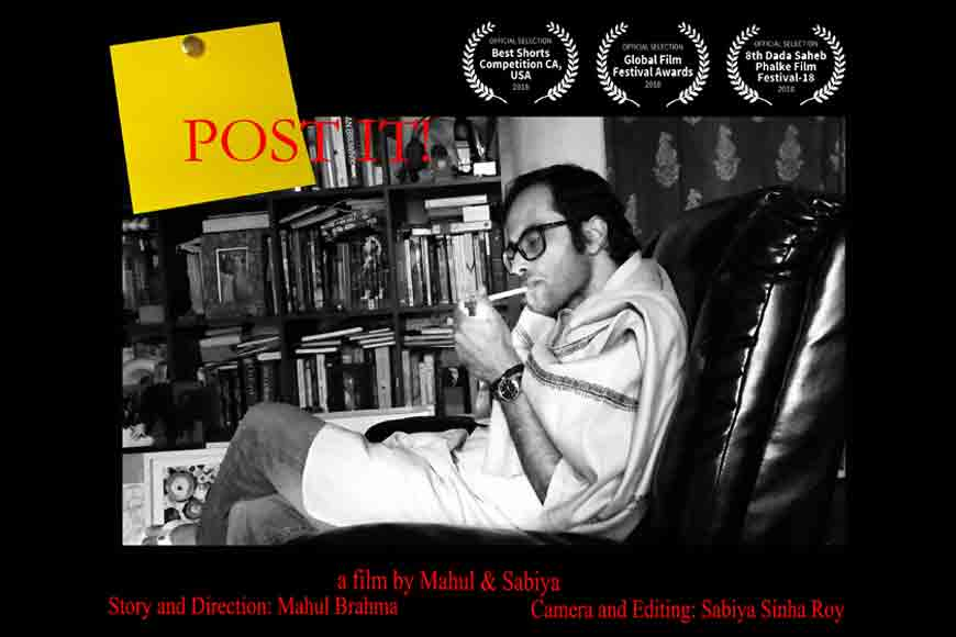 Post It! The new micro-film by a Kolkata director