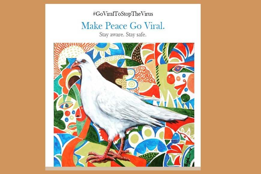 Make Peace Go Viral