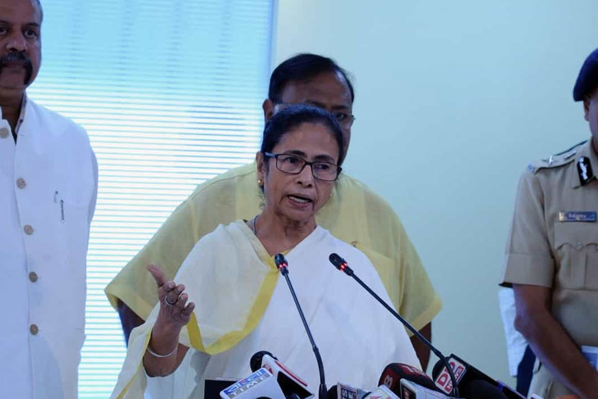 Chief Minister of Bengal acts tough over Corona violations