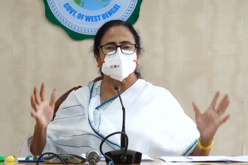 Mamata announces new Covid measures, suspends local trains