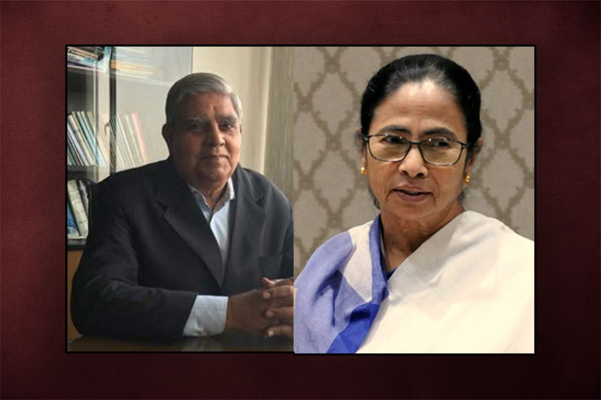 CM Mamata Banerjee to give Bhai Phonta to WB Governor