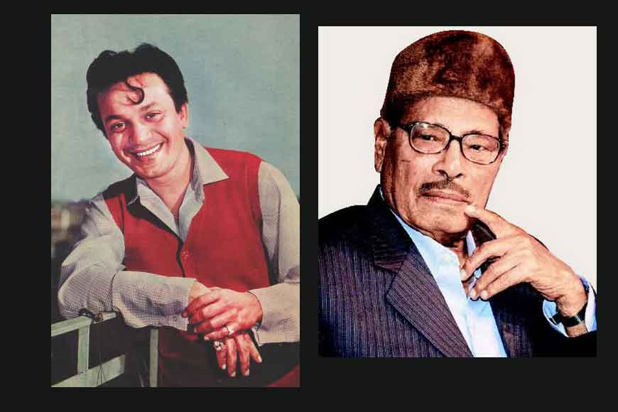 Why did Manna Dey sing for Uttam Kumar?