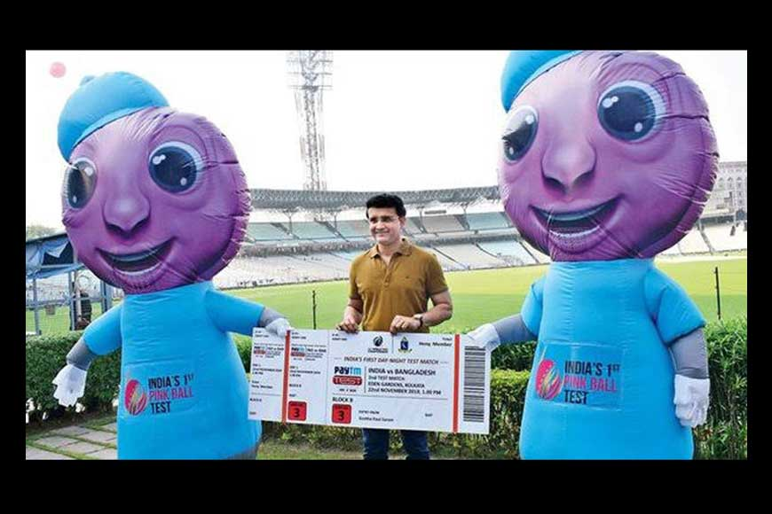 History today at Eden Gardens – HIV kids to bring in cricket players