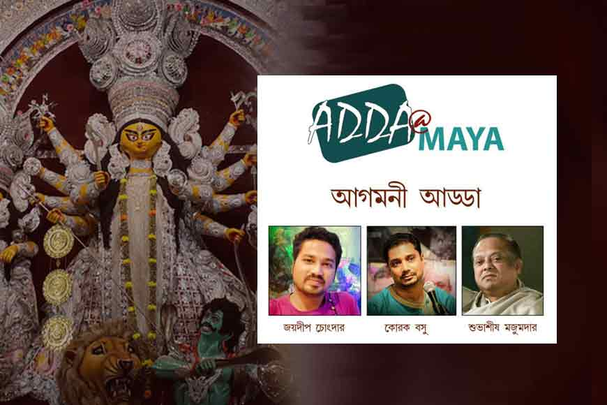 Homecoming for Devi Durga with MAYA's Agomoni Adda