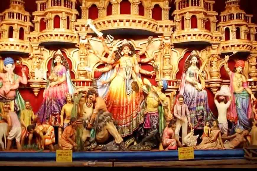 No Durga Puja at Mohammad Ali Park this year