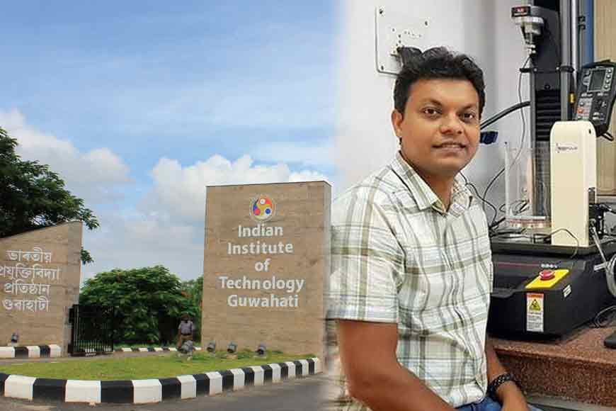 Bengali Scientist Biman Mondal invents lab meat in IIT Guwahati