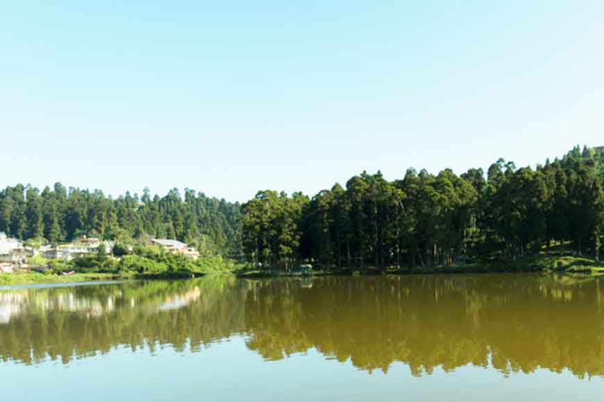 International-standard tourist hub coming up at Mirik
