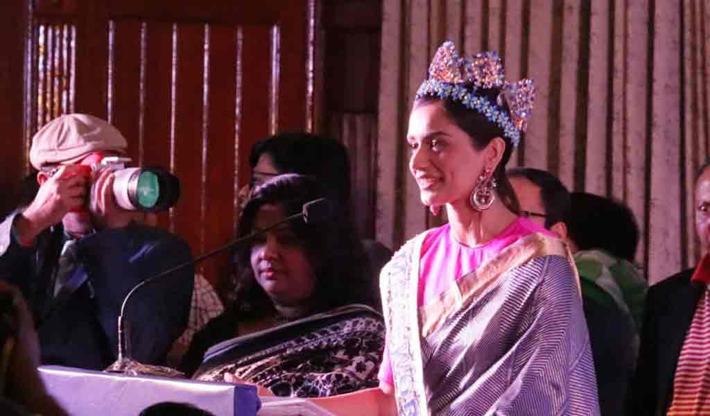 Miss World in Kolkata, speaks on menstruation