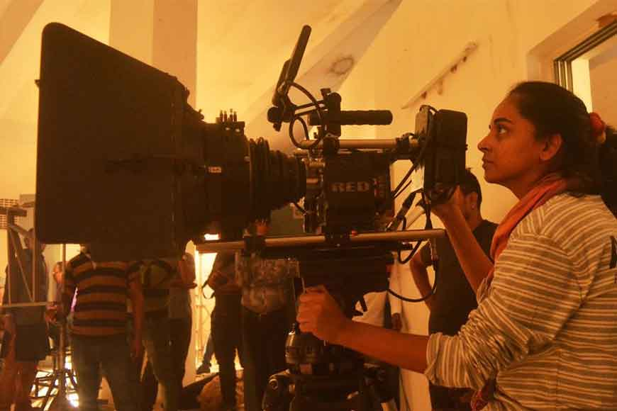 Modhura Palit, first Indian female cinematographer, awarded at Cannes