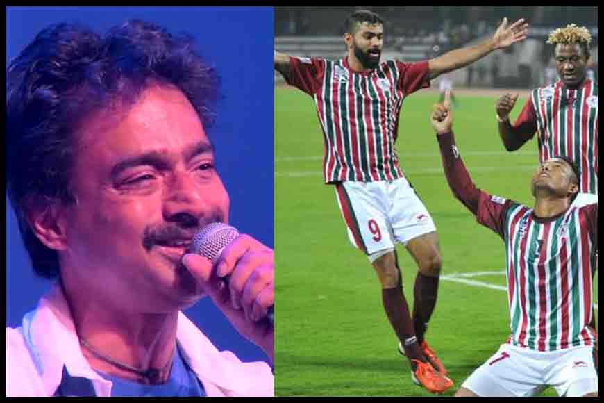 Nachiketa coins new song for Mohun Bagan